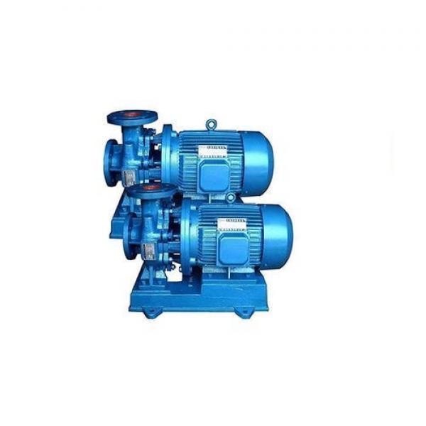 Vickers PV080R1K1L1VUPZ+PVAC1PSMVS35 Piston Pump PV Series #1 image