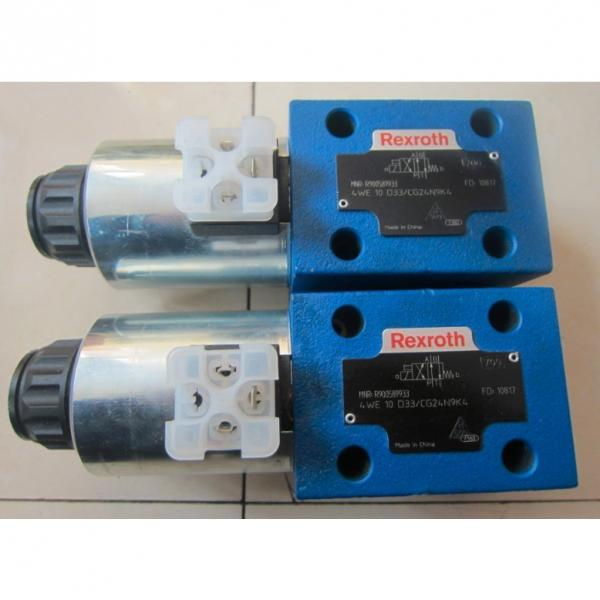 REXROTH 3WE 6 B7X/HG24N9K4 R901116077 Directional spool valves #2 image