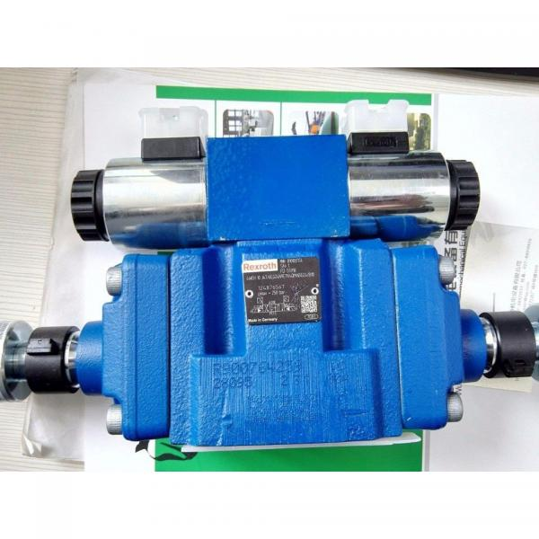 REXROTH 4WE 6 D6X/OFEW230N9K4/V R900917840 Directional spool valves #1 image